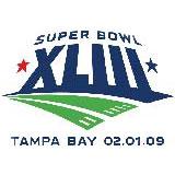 Super Bowl XLIII Logo