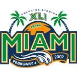 Super Bowl XLI Logo